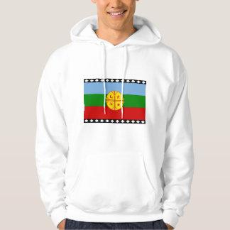 Mapuches、チリ パーカ