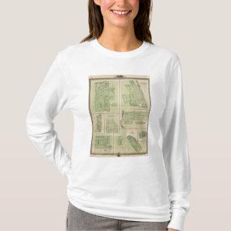 Maquoketa、Bellevue、プリンストンの計画 Tシャツ