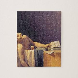 Maratのジェイクスルイデイヴィッドの死 ジグソーパズル