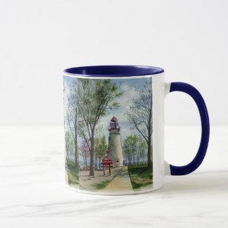 Marbleheadの灯台 マグカップ