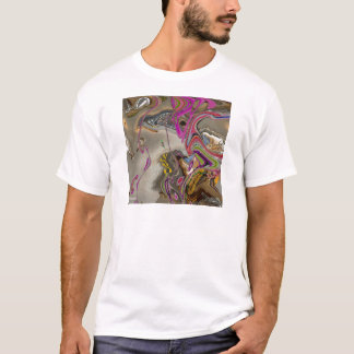 MarbleHeart Tシャツ