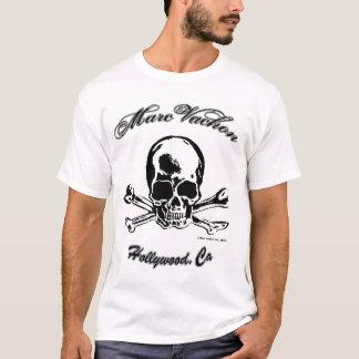 Marc Vachonハリウッドのスカルタンク Tシャツ