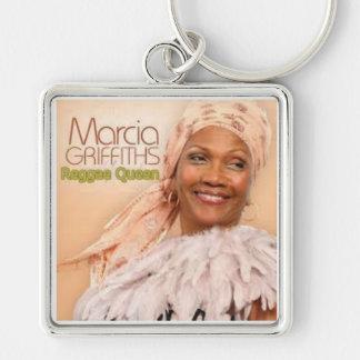 Marcia Griffithsレゲエ女王第50記念日 キーホルダー