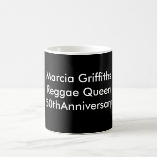 Marcia Griffithsレゲエ女王第50記念日 マジックマグカップ