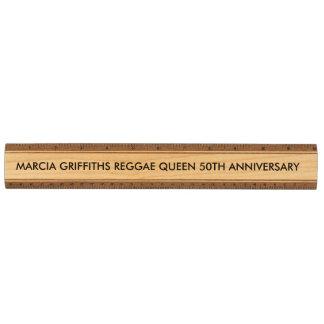 Marcia Griffithsレゲエ女王第50記念日 定規