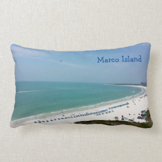 Marcoの島のフロリダのビーチメキシコ湾 ランバークッション