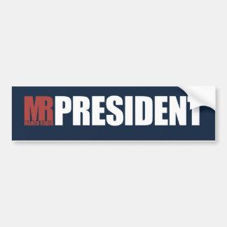 Marcoルビオの大統領バンパーステッカー バンパーステッカー