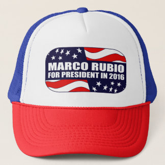 Marcoルビオの大統領2016年 キャップ