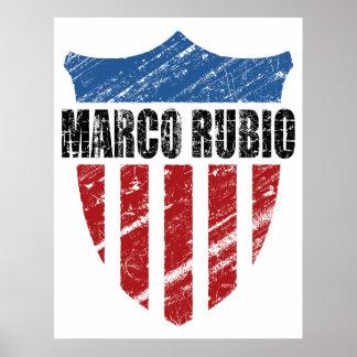 Marcoルビオ ポスター