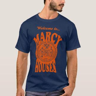 Marcyへの歓迎はTシャツを収納します Tシャツ