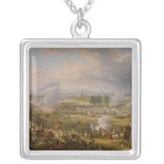 Marengoの戦い、1800年6月14日1801年 シルバープレートネックレス