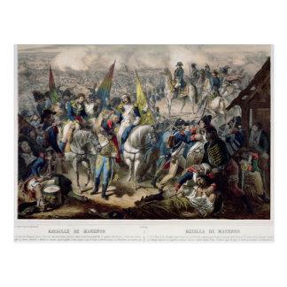Marengo 1800年6月14日の戦い ポストカード