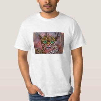 Margay無慈悲の Tシャツ