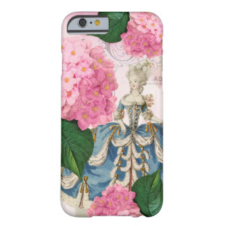 MarieによってアントワネットRedouteはiPhone6ケースが開花します Barely There iPhone 6 ケース