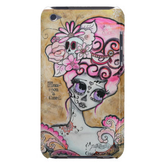 Marieアントワネット、Dia de los Muertos Case-Mate iPod Touch ケース