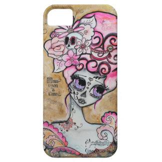 Marieアントワネット、Dia de los Muertos iPhone SE/5/5s ケース