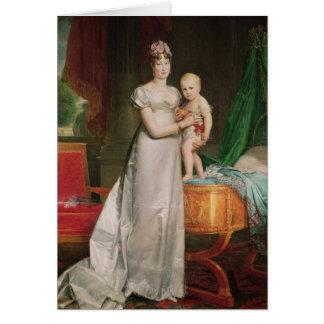 Marieルイーズおよびローマの王 カード