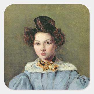 MarieルイーズSennegon 1831年 スクエアシール