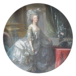 Marie|アントワネット お皿