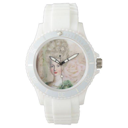 Marie Antoinette  Portrait Watch Tea Rose 腕時計