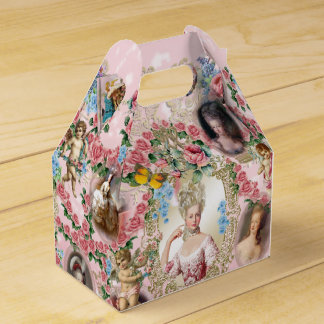 Marie Antoinette  Rose of Versailles Favor Box ga フェイバーボックス