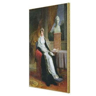 Marie Laetitia Ramolino 1803年 キャンバスプリント