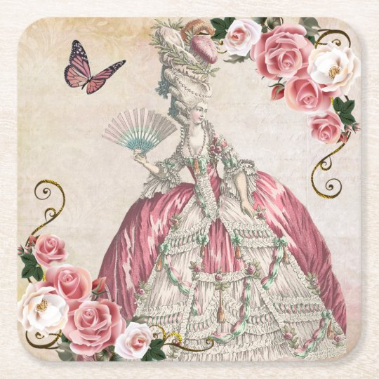 marie-rose-coaster1 スクエアペーパーコースター