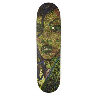 Marieee De Le Saule スケートボード