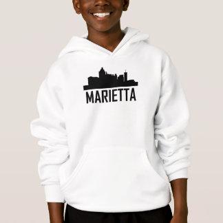 Mariettaジョージア都市スカイライン