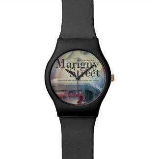 "Marignyの通りの""時間看守""の腕時計 腕時計"