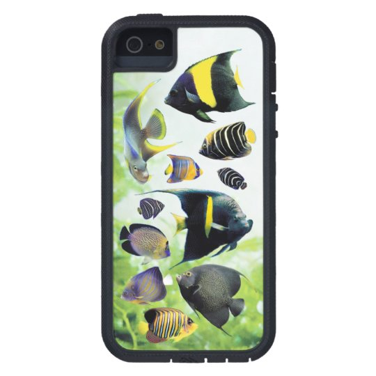 Marine AngelfishのTough Xtreme iPhone 5 Case iPhone SE/5/5s ケース
