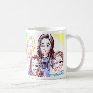 Maristの風刺漫画のマグ12a コーヒーマグカップ