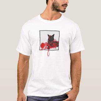 Marleyの魚: ウール tシャツ
