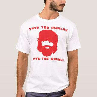 Marleyを救って下さい Tシャツ