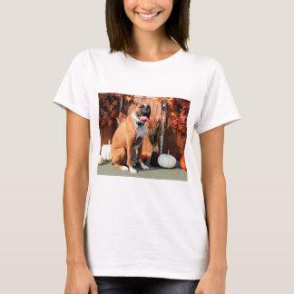 Marley -ボクサーの写真01 tシャツ