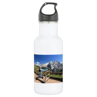 Marmoladaの監視山 ウォーターボトル