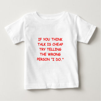 MARRY.png ベビーTシャツ