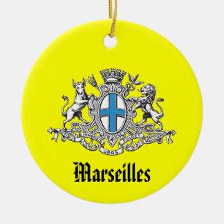 Marseilles*フランスのクリスマスのオーナメント セラミックオーナメント