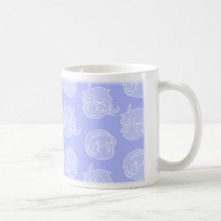 Marth及びIkeはマグをタイルを張りました コーヒーマグカップ