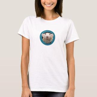 MartyのマウスのTシャツ/女性 Tシャツ
