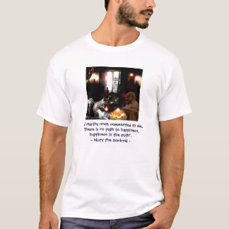 Marty及びSid Hartha Tシャツ