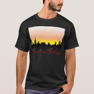 marvellouse_melbourne tシャツ