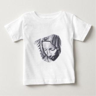 MaryStatue2.jpg ベビーTシャツ
