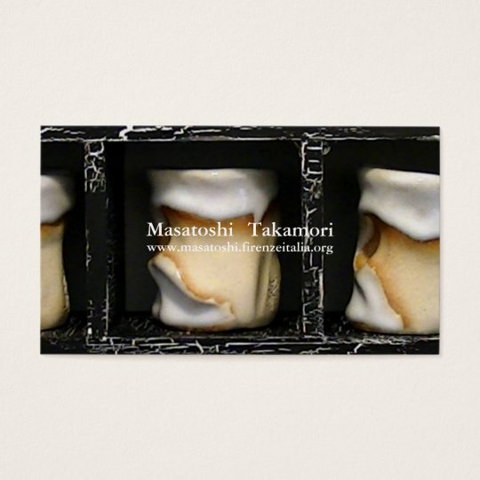 Masatoshi Takamori 名刺