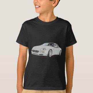 maseratiのgransport tシャツ