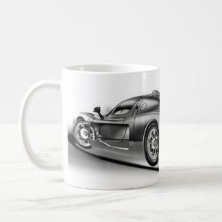 Maserati MC12 コーヒーマグカップ