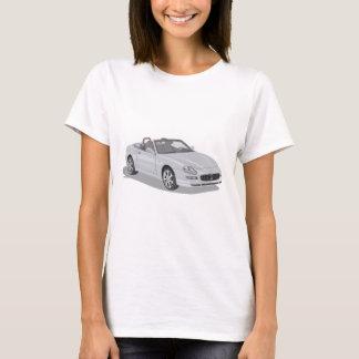 Maserati Spyder Tシャツ