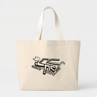 Mashupのバッグ ラージトートバッグ