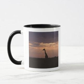 Massaiのキリン マグカップ
