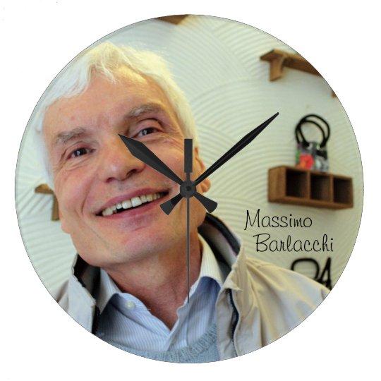 Massimo firenze galleriafirenzeitaly ラージ壁時計